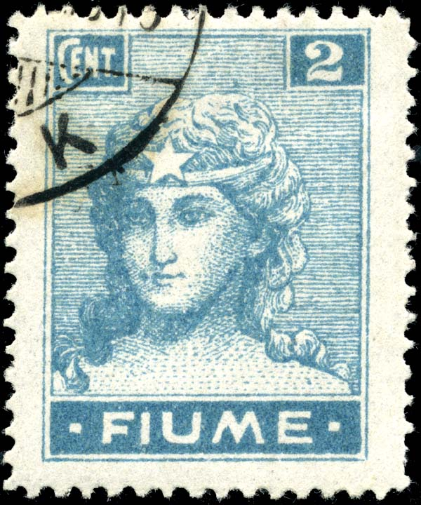 Stamp_Fiume_1919_2c_Fiume