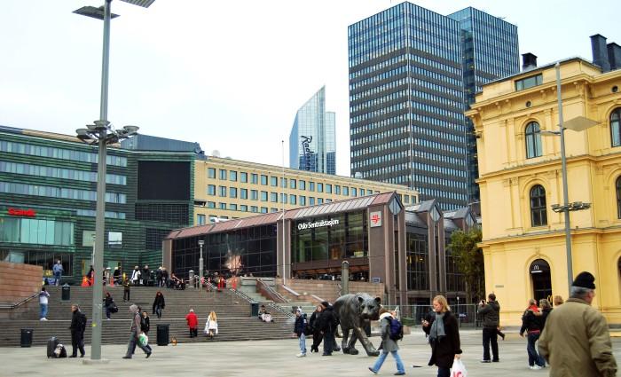 Oslo_Sentralstasjon